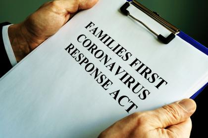 DOL Revises Families First Coronavirus Response Act