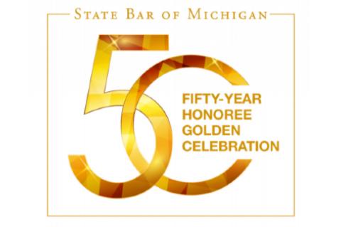 State Bar of Michigan 50-Year Honoree