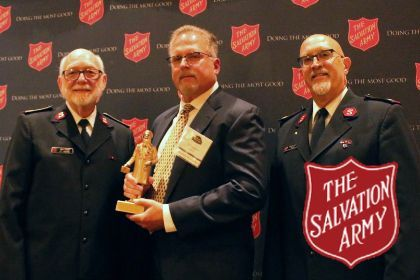 The Salvation Army Awards Kotz Attorney the Nonprofit's Highest Honor